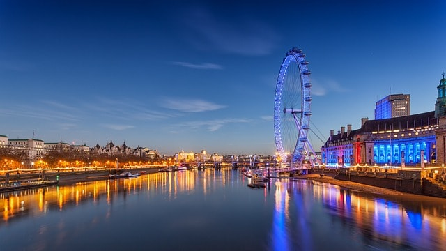 London Eye i London